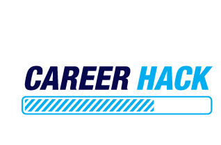Click this image to access the online service called Career Hack
